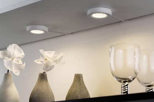 LED-Aufbauleuchte 3er Set 7.5 W Warm-Weiß Paulmann 93573 Platy Weiß