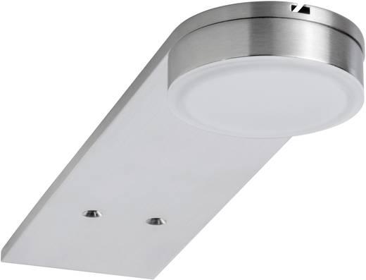 LED-Aufbauleuchte 3er Set 9.6 W Warm-Weiß Paulmann 93567 Setup Eisen (gebürstet)