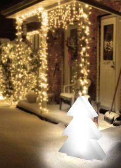 Vánoční stromeček dekorativní LED osvětlení LED Polarlite 001460524, bílá