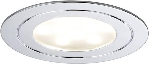 Paulmann Circuit 93571 LED-Einbauleuchte 3er Set 16.8 W Warm-Weiß Chrom