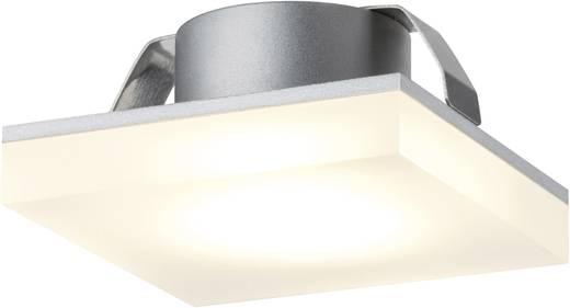 Paulmann Fleecy 93574 LED-Einbauleuchte 3er Set 3.9 W Warm-Weiß Satin