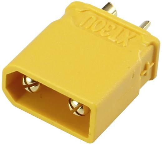 Akku Stecker XT30U vergoldet 1 St. Reely