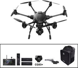 Yuneec Typhoon H RealSense + CGO3+, RtF, s kamerou - YUNEEC hexakoptéra - dron, TYPHOON H (RealSense), včetně WIZARD ovladače - YUNTYHBREU - YUNEEC hexakoptéra - dron, TYPHOON H (RealSense), včetně WIZARD ovladače - YUNTYHBREU