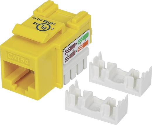 RJ45-Einbaumodul Keystone CAT 5e Intellinet 210133
