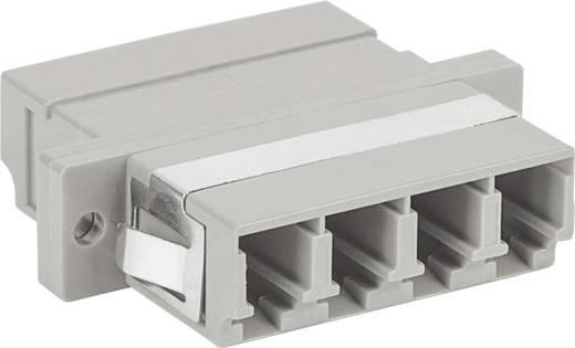 LWL-Kupplung Intellinet 760584 Beige