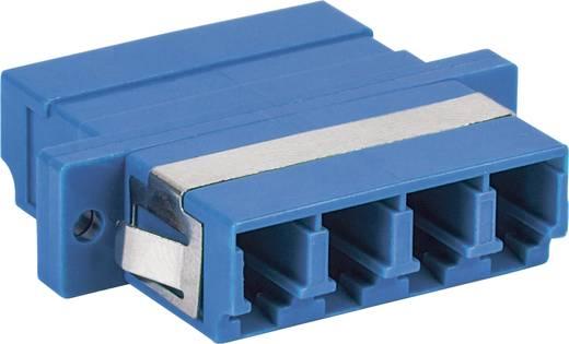 LWL-Kupplung Intellinet 760577 Blau