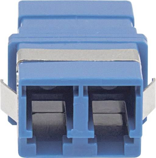 LWL-Kupplung Intellinet 760553 Blau