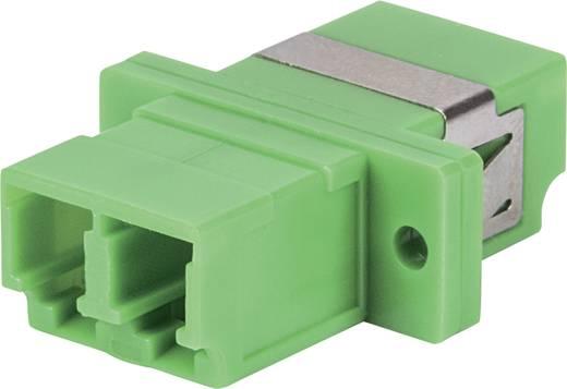 LWL-Kupplung Intellinet 760560 Grün