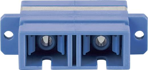 LWL-Kupplung Intellinet 760638 Blau