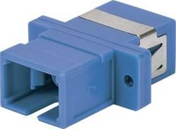 Raccord fibre optique (FO) Intellinet 760607 bleu