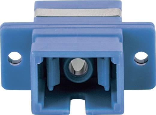 LWL-Kupplung Intellinet 760607 Blau