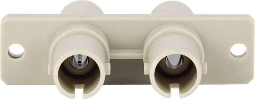 LWL-Kupplung Intellinet 760683 Beige