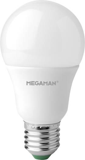 LED E27 Glühlampenform 11 W = 75 W Neutralweiß (Ø x L) 60 mm x 117 mm EEK: A+ Megaman 1 St.