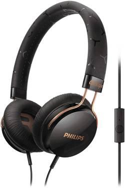 Casque Hi-Fi Philips CitiScape SHL5305BK/00 supra-aural arceau auriculaire noir