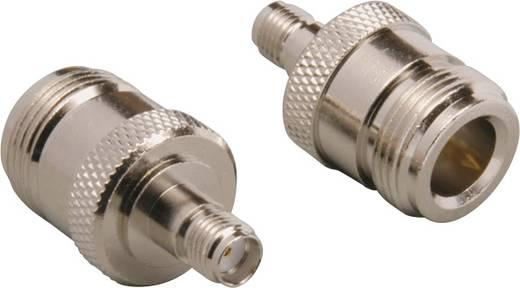 N-Reverse-Adapter N-Reverse-Buchse - SMA-Buchse BKL Electronic 1 St.