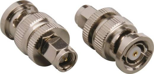 BNC-Reverse-Adapter BNC-Reverse-Stecker - SMA-Stecker BKL Electronic 0419652 1 St.