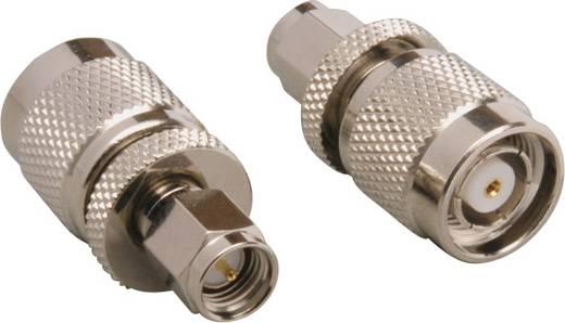 SMA-Reverse-Adapter TNC-Reverse-Stecker - SMA-Stecker BKL Electronic 0419425 1 St.
