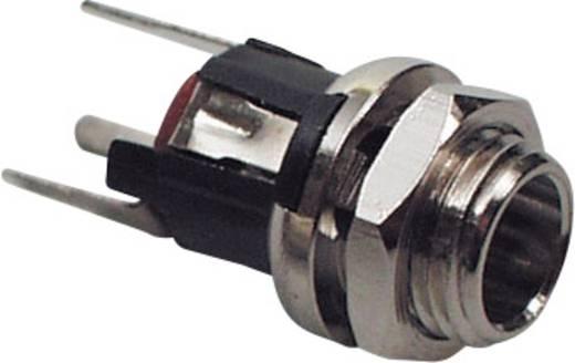 Niedervolt-Steckverbinder Buchse, Einbau vertikal 5.7 mm 2.5 mm BKL Electronic 072340 1 St.
