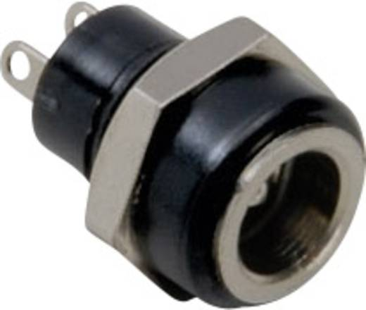 BKL Electronic 072881 Niedervolt-Steckverbinder Buchse, Einbau vertikal 5.7 mm 2.1 mm 1 St.