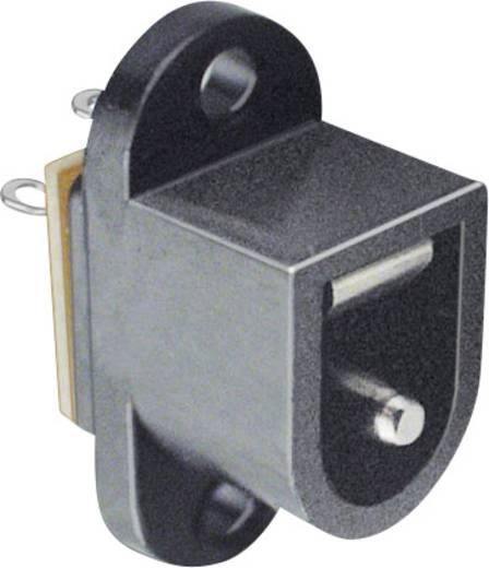 BKL Electronic 072727 Niedervolt-Steckverbinder Flanschbuchse 6.4 mm 2.5 mm 1 St.