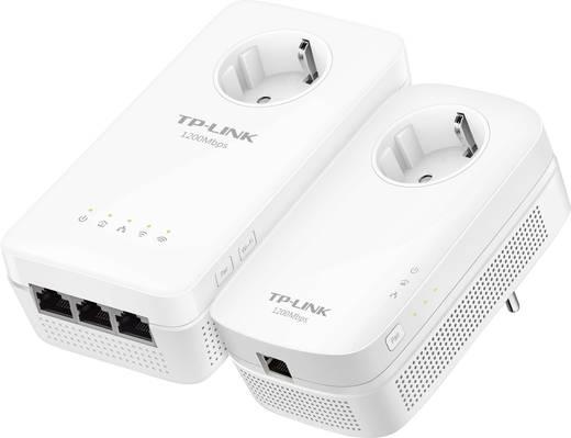 Powerline WLAN Starter Kit 1.2 Gbit/s TP-LINK TL-WPA8630P KIT