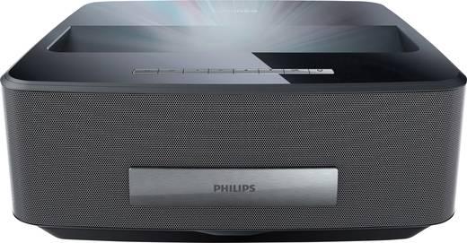 DLP Beamer Philips Screeneo HDP 1690 Helligkeit: 1000 lm 1280 x 800 WXGA 00.000 : 1 Schwarz