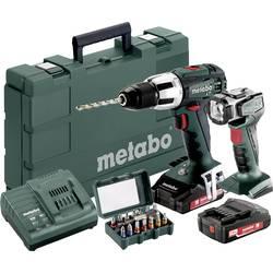 Aku príklepová vŕtačka Metabo SB 18 LT 602103610, 18 V, 2 Ah, Li-Ion akumulátor