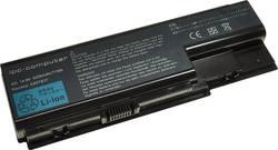 Akumulátor do notebooku ipc-computer A05521 14.8 V 5200 mAh, Náhrada za originální akumulátorBT.00804.020, BT.00805.011, BT.0080