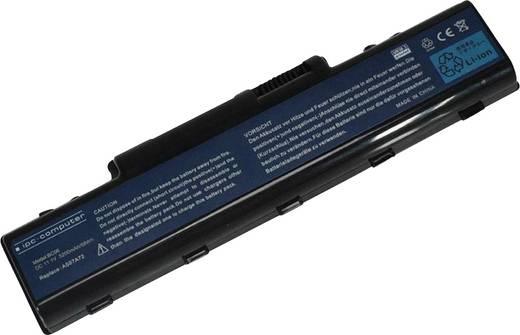 ipc-computer Notebook-Akku ersetzt Original-Akku AS07A71, BT.00603.036, BT.00604.022, BT.00605.018, BT.00607.013, BT.006