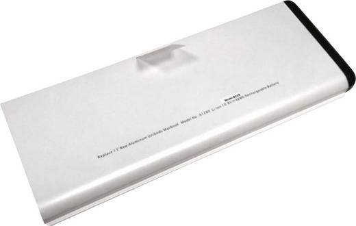 Notebook-Akku ipc-computer ersetzt Original-Akku A1280, MB771, MB771J/A, MB771LL/A 10.8 V 3800 mAh