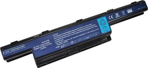 Notebook-Akku ipc-computer ersetzt Original-Akku AS10D31, AS10D41, AS10D61, AS10D71, AS10D73, AS10D75, BT.00603.111, BT.