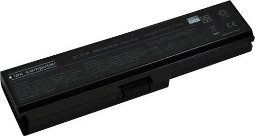 Notebook-Akku ipc-computer ersetzt Original-Akku PA3817U-1BAS, PA3817U-1BRS, PA3818U-1BRS 10.8 V 5200 mAh