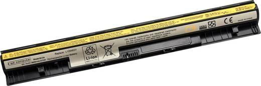 ipc-computer Notebook-Akku ersetzt Original-Akku L12M4A02, 121500175, L12L4A02, 121500176, L12L4E01, L12M4E01, 121500171