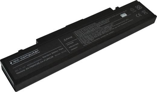 ipc-computer Notebook-Akku ersetzt Original-Akku AA-PB9NC6B, AA-PB4NC6W, AA-PB9NC5B, AA-PB9NC6W, AA-PB9NS6B, AA-PB9NS6W,