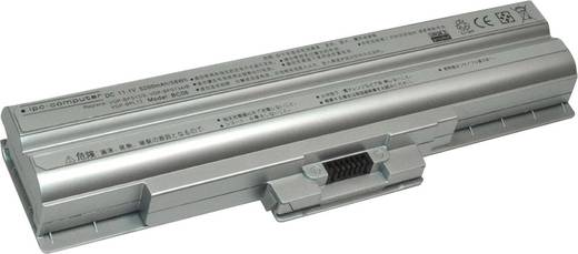 Notebook-Akku ipc-computer ersetzt Original-Akku 3-291-587-21, 3-298-858-02, A1562802C, VGP BPS13 silber/silver, 3-291-5