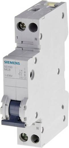 Siemens 5SY6016-7 Leitungsschutzschalter 1polig 16 A 230 V
