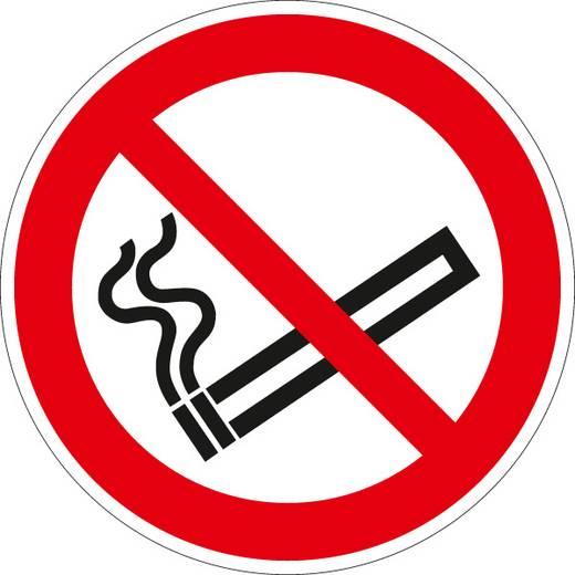 Rauchen verboten 6101F10 (Ø) 100 mm 1 St.