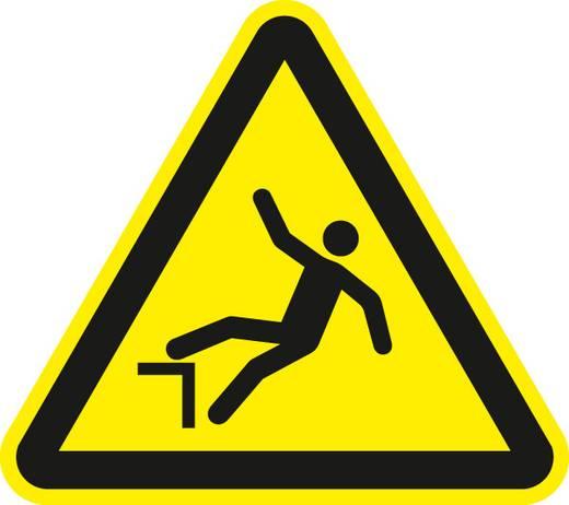 Warnung vor Absturzgefahr 7107F20 Seiten-Länge: 200 mm