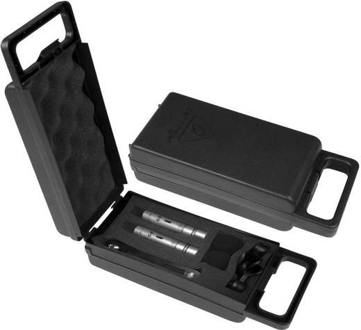 Instrumenten-Mikrofon Behringer C-2 Übertragungsart:Kabelgebunden inkl. Klammer, inkl. Koffer, inkl. Windschutz