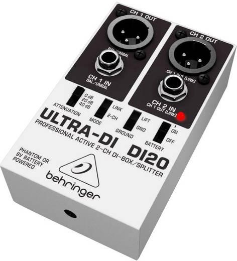 Aktive DI Box Behringer DI20