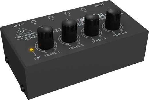 Kopfhörerverstärker Behringer HA400 Schwarz