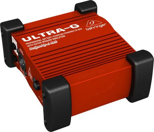 Aktive DI Box Behringer ULTRA G GI100