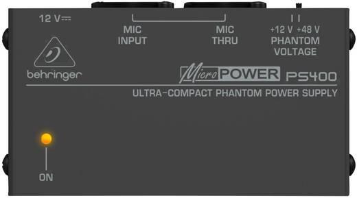 Phantomspeisung Behringer PS400