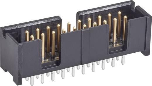 Stiftleiste Rastermaß: 2.54 mm Polzahl Gesamt: 20 Anzahl Reihen: 2 TE Connectivity 1 St.