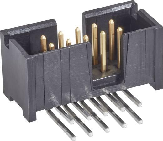 TE Connectivity Stiftleiste Rastermaß: 2.54 mm Polzahl Gesamt: 16 Anzahl Reihen: 2 1 St.