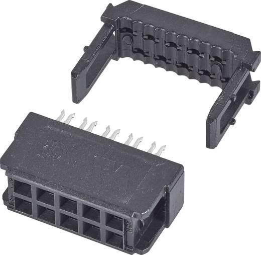 Buchsenleiste Rastermaß: 2.54 mm Polzahl Gesamt: 10 Anzahl Reihen: 2 TE Connectivity 1 St.