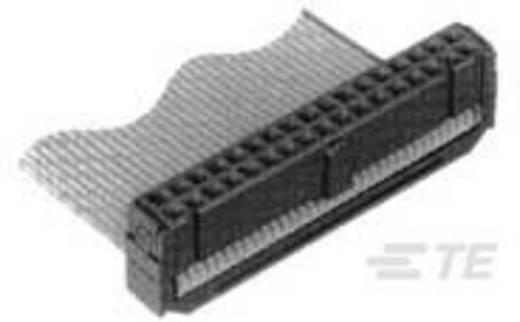TE Connectivity Buchsenleiste Rastermaß: 2.54 mm Polzahl Gesamt: 10 Anzahl Reihen: 2 1 St.
