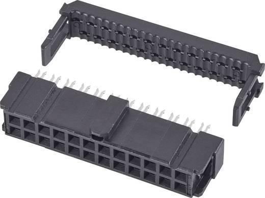 Buchsenleiste Rastermaß: 2.54 mm Polzahl Gesamt: 24 Anzahl Reihen: 2 TE Connectivity 1 St.