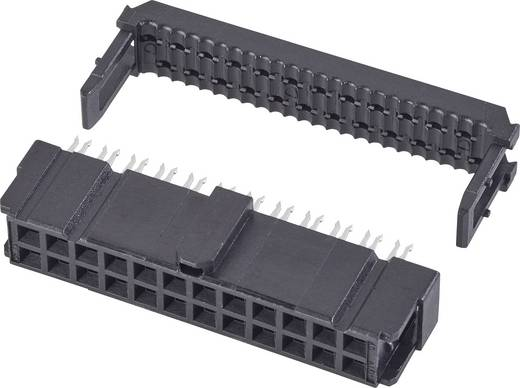 Buchsenleiste Rastermaß: 2.54 mm Polzahl Gesamt: 26 TE Connectivity 1 St.