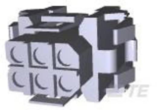 TE Connectivity Buchsengehäuse-Kabel Metrimate Polzahl Gesamt 6 Rastermaß: 5 mm 207152-1 1 St.